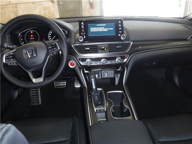 2018 Honda Accord Sport (Stk: 1384) in Lethbridge - Image 2 of 14