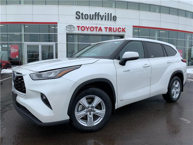 2020 Toyota Highlander Hybrid LE (Stk: 200931) in Whitchurch-Stouffville - Image 1 of 23
