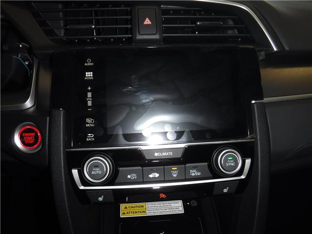 2018 Honda Civic Touring (Stk: 1382) in Lethbridge - Image 10 of 14