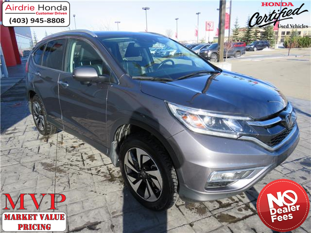 2016 Honda CR-V Touring (Stk: 200494A) in Airdrie - Image 1 of 39