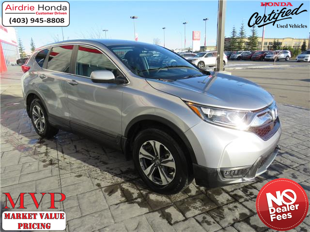 2019 Honda CR-V LX (Stk: 200548A) in Airdrie - Image 1 of 34