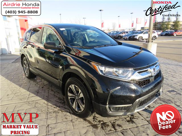 2017 Honda CR-V LX (Stk: U1722) in Airdrie - Image 1 of 36