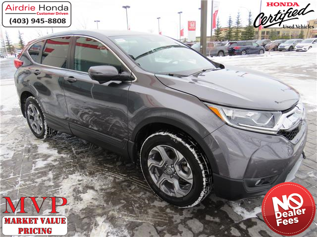 2018 Honda CR-V EX (Stk: 200525A) in Airdrie - Image 1 of 39
