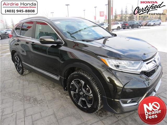 2017 Honda CR-V Touring (Stk: 210076B) in Airdrie - Image 1 of 39
