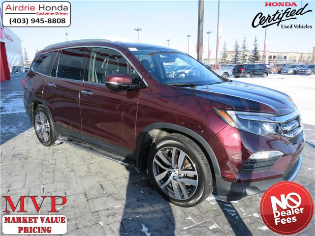 2017 Honda Pilot Touring (Stk: U1728) in Airdrie - Image 1 of 41