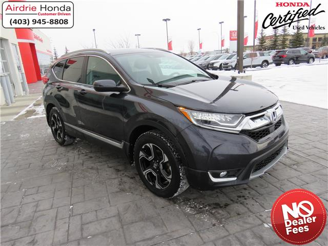 2017 Honda CR-V Touring (Stk: 200540A) in Airdrie - Image 1 of 38