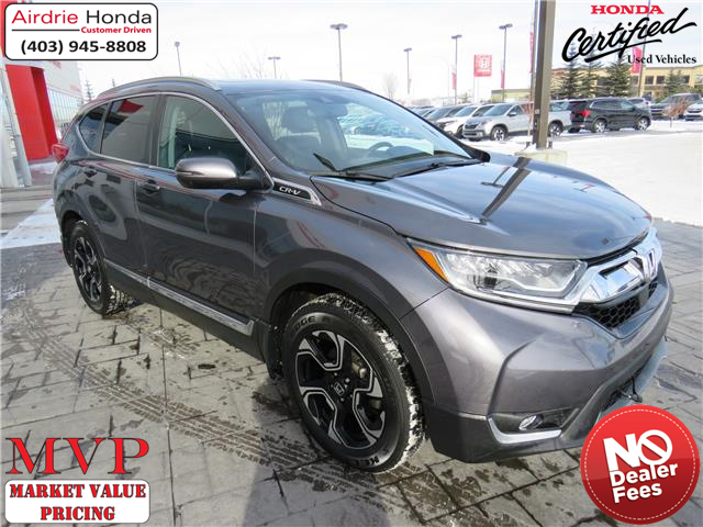 2018 Honda CR-V Touring (Stk: 200445A) in Airdrie - Image 1 of 38