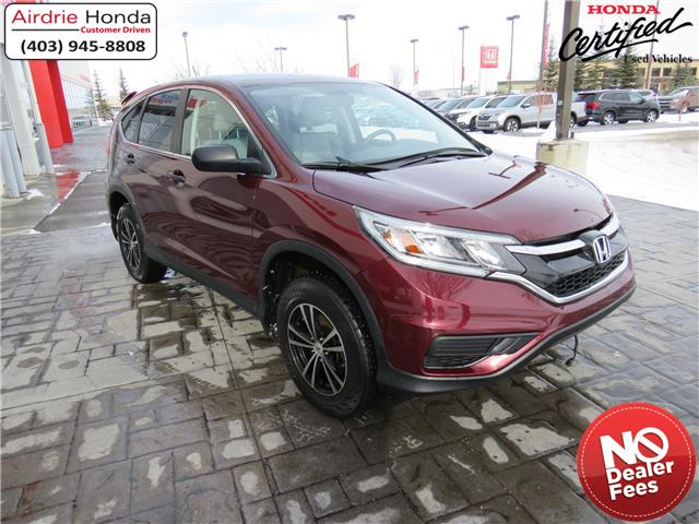 2016 Honda CR-V LX (Stk: 200524A) in Airdrie - Image 1 of 35