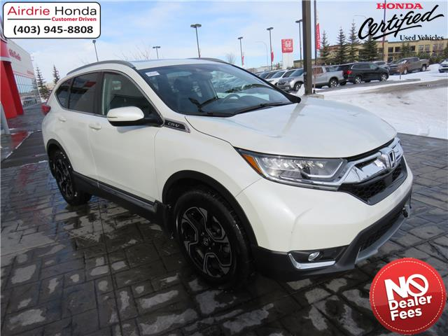 2018 Honda CR-V Touring (Stk: 210141A) in Airdrie - Image 1 of 35