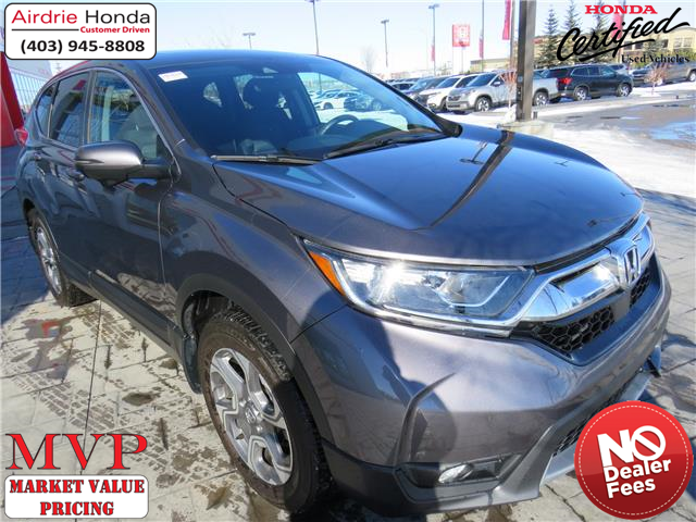 2019 Honda CR-V EX (Stk: 206466A) in Airdrie - Image 1 of 36