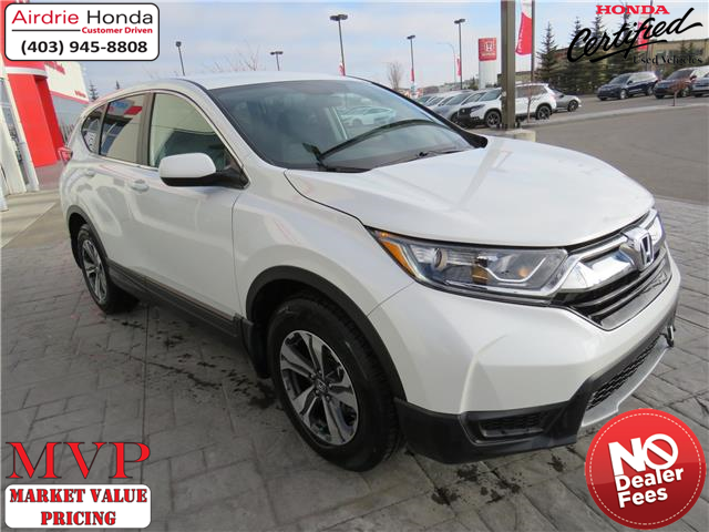 2019 Honda CR-V LX (Stk: U1733) in Airdrie - Image 1 of 36