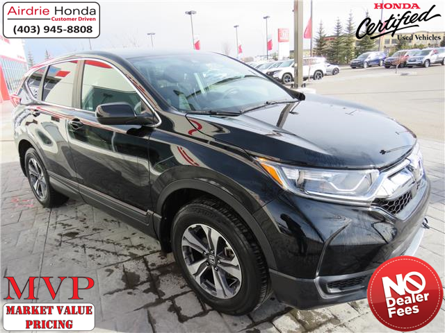2017 Honda CR-V LX (Stk: 210119A) in Airdrie - Image 1 of 35