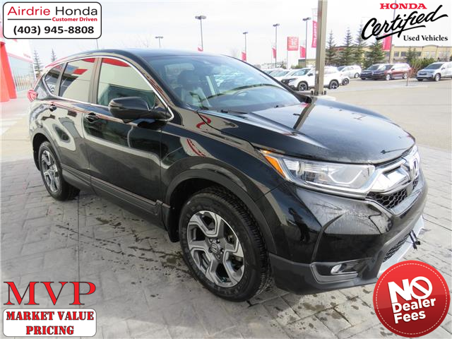 2017 Honda CR-V EX-L (Stk: 200338A) in Airdrie - Image 1 of 8