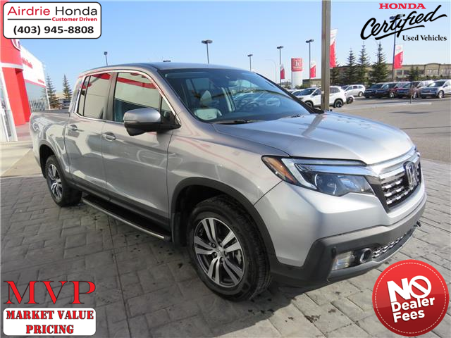 2019 Honda Ridgeline EX-L (Stk: 210216A) in Airdrie - Image 1 of 8