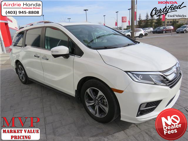 2018 Honda Odyssey EX (Stk: 210033A) in Airdrie - Image 1 of 40