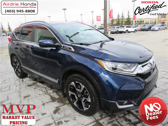 2018 Honda CR-V Touring (Stk: 210159A) in Airdrie - Image 1 of 39