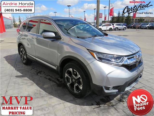 2018 Honda CR-V Touring (Stk: 210207A) in Airdrie - Image 1 of 8