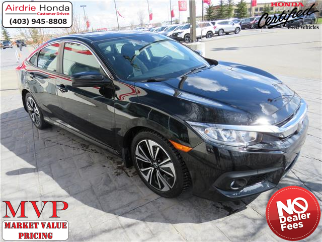 2017 Honda Civic EX-T (Stk: 210038A) in Airdrie - Image 1 of 31