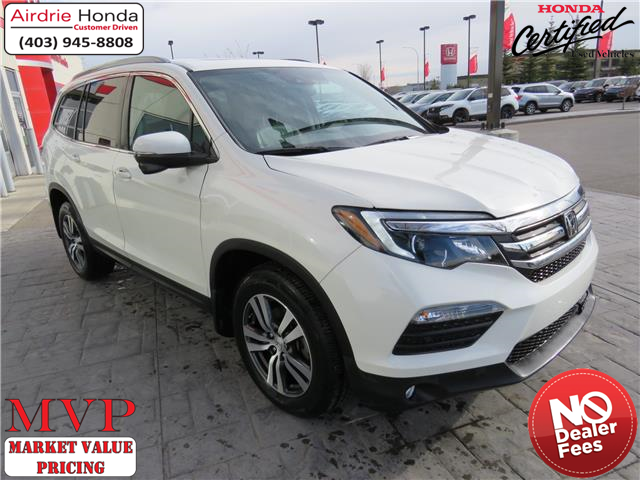 2018 Honda Pilot EX-L RES (Stk: 216241A) in Airdrie - Image 1 of 8