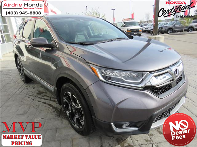 2019 Honda CR-V Touring (Stk: 216236A) in Airdrie - Image 1 of 38