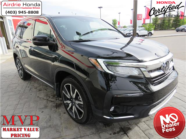 2019 Honda Pilot Touring (Stk: 210043A) in Airdrie - Image 1 of 8