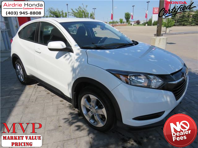 2017 Honda HR-V LX (Stk: 210214A) in Airdrie - Image 1 of 8