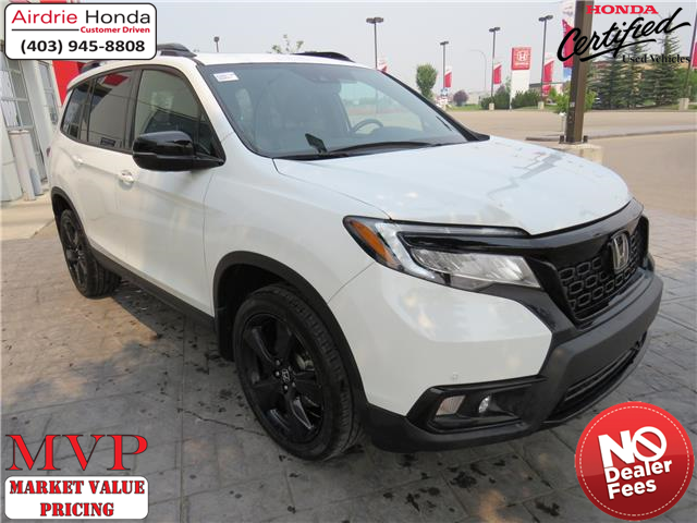 2019 Honda Passport Touring (Stk: 216274A) in Airdrie - Image 1 of 38