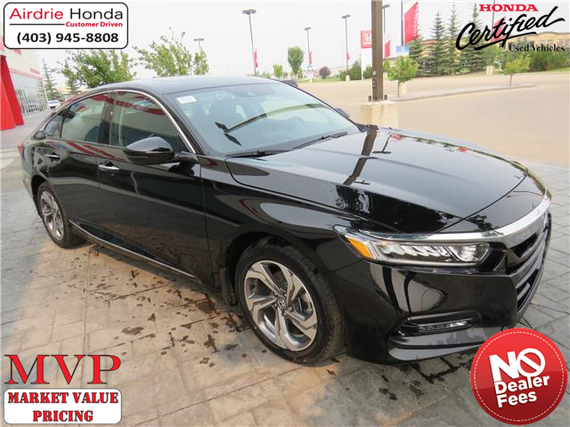 2020 Honda Accord EX-L 1.5T (Stk: D206553) in Airdrie - Image 1 of 33