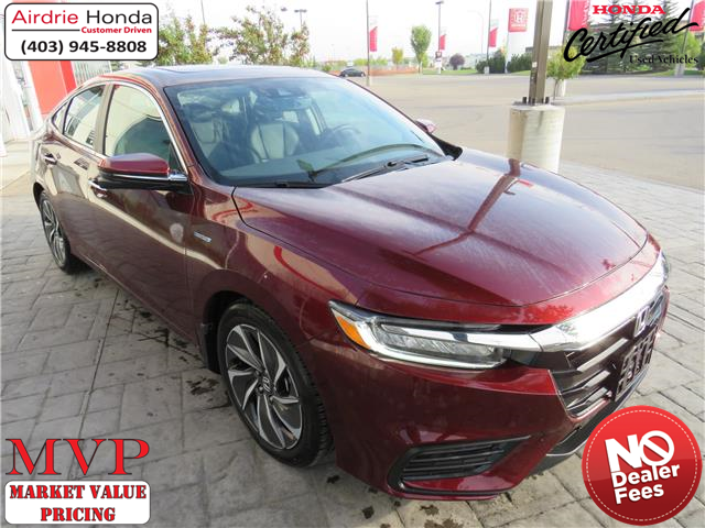 2020 Honda Insight Touring (Stk: 216335B) in Airdrie - Image 1 of 30