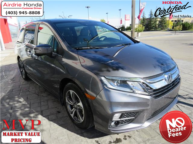 2019 Honda Odyssey EX (Stk: 210035A) in Airdrie - Image 1 of 40