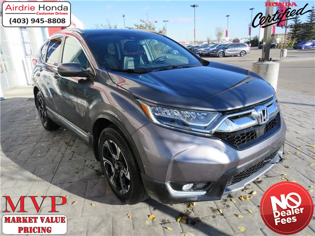 2017 Honda CR-V Touring (Stk: 216329A) in Airdrie - Image 1 of 8