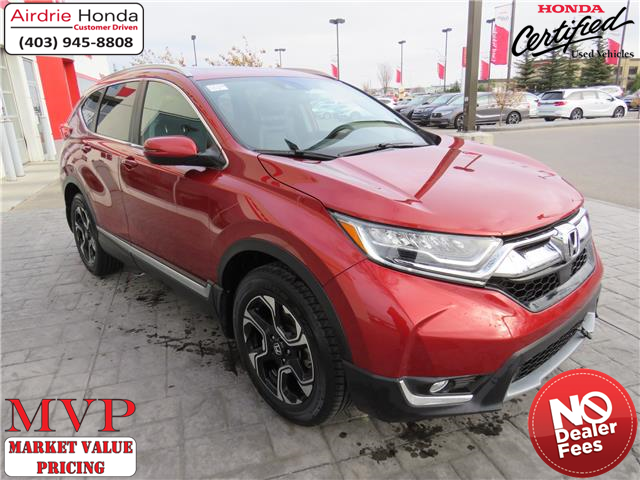 2017 Honda CR-V Touring (Stk: 216344A) in Airdrie - Image 1 of 35