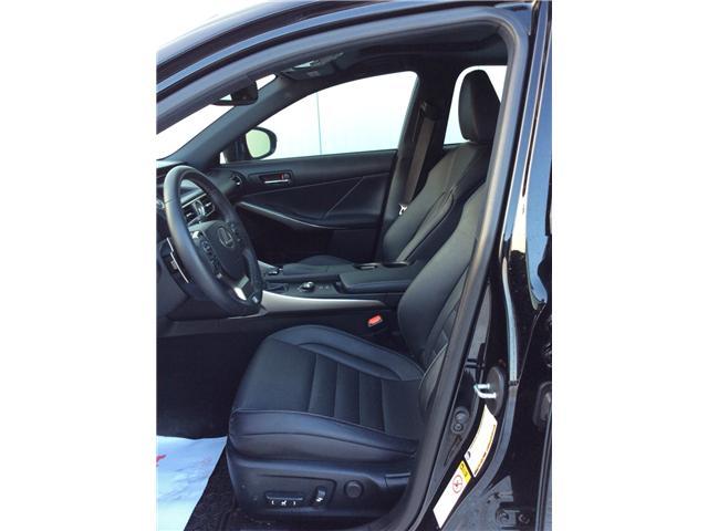2015 Lexus IS 350 Base (Stk: MP0441) in Sault Ste. Marie - Image 6 of 10