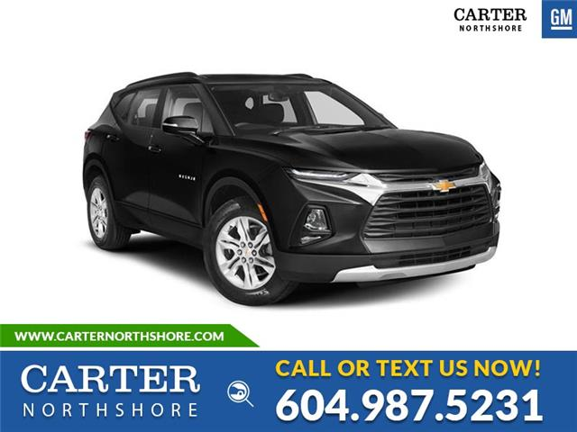 New 2021 Chevrolet Blazer RS  - North Vancouver - Carter GM North Shore