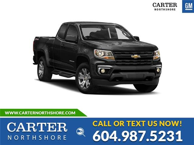 2021 Chevrolet Colorado WT (Stk: 1CL78830) in North Vancouver - Image 1 of 1