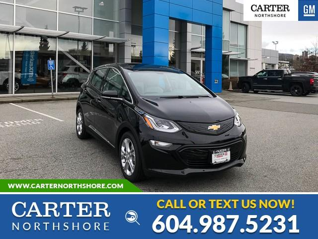 2020 Chevrolet Bolt EV LT (Stk: B10510) in North Vancouver - Image 1 of 13