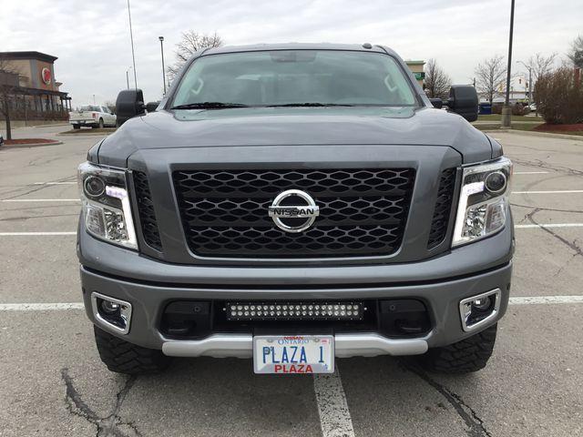 2018 Nissan Titan PRO-4X (Stk: A6736) in Hamilton - Image 3 of 30