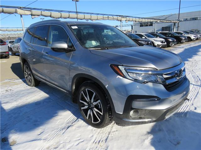 2021 Honda Pilot Touring 8P (Stk: 210035) in Airdrie - Image 1 of 8