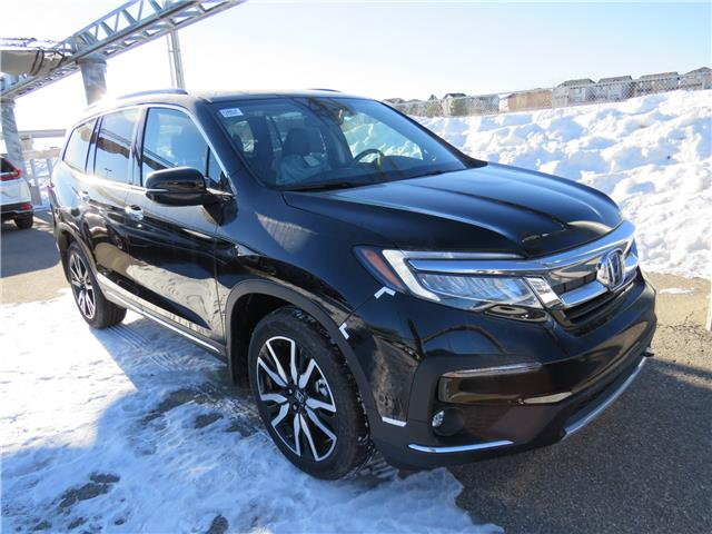 2021 Honda Pilot Touring 8P (Stk: 210037) in Airdrie - Image 1 of 8