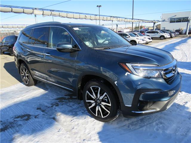 2021 Honda Pilot Touring 7P (Stk: 210033) in Airdrie - Image 1 of 8