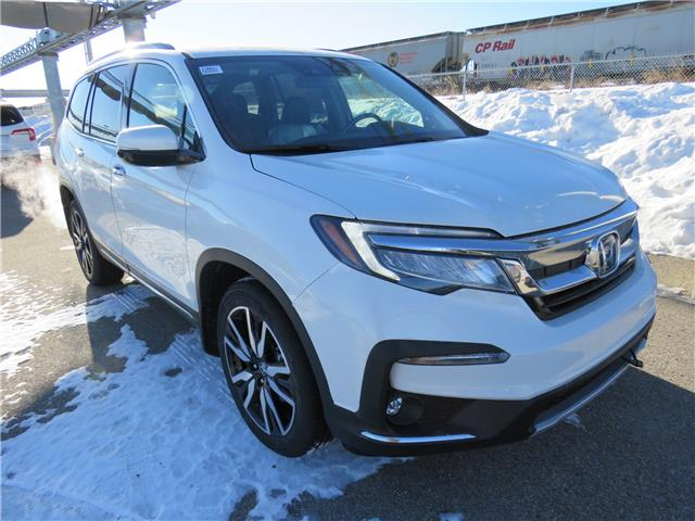 2021 Honda Pilot Touring 7P (Stk: 210041) in Airdrie - Image 1 of 8