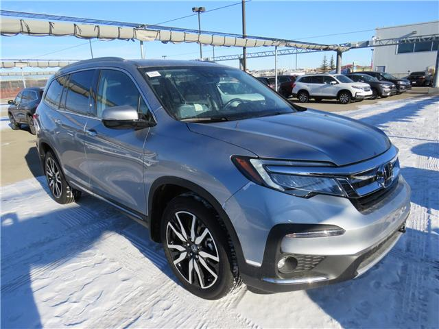 2021 Honda Pilot Touring 7P (Stk: 210032) in Airdrie - Image 1 of 8