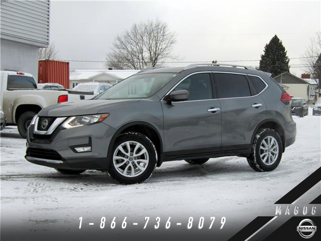 2017 Nissan Rogue SV (Stk: 20147) in Magog - Image 1 of 23