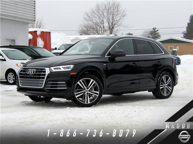 2018 Audi Q5 2.0T Technik (Stk: 21002) in Magog - Image 1 of 25