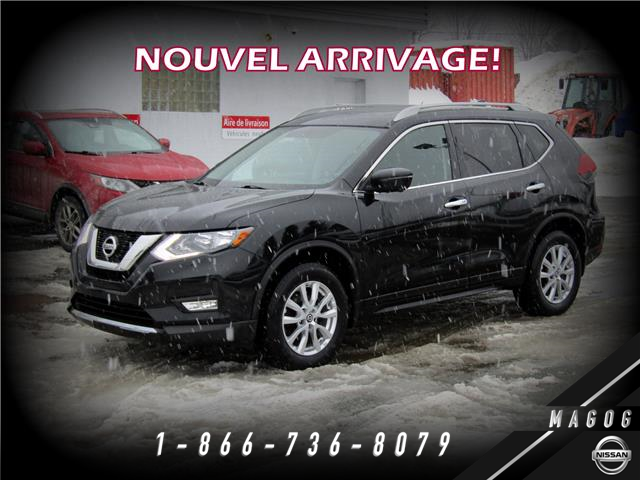 2017 Nissan Rogue SV (Stk: 21035) in Magog - Image 1 of 10