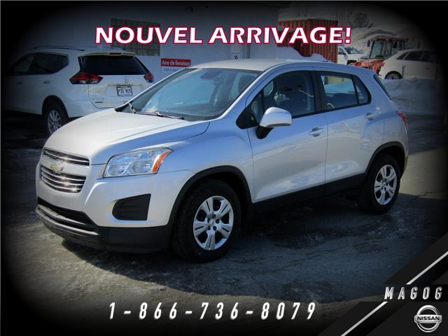 2016 Chevrolet Trax LS (Stk: 221008B) in Magog - Image 1 of 9
