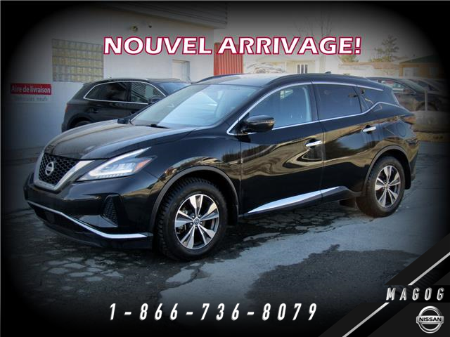 2019 Nissan Murano SV (Stk: 221050A) in Magog - Image 1 of 12