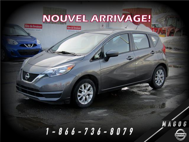 2017 Nissan Versa Note 1.6 SV (Stk: 21034) in Magog - Image 1 of 8