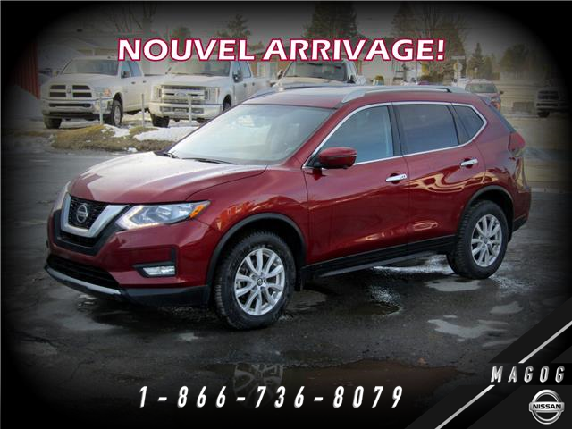 2018 Nissan Rogue SV (Stk: 21047) in Magog - Image 1 of 9