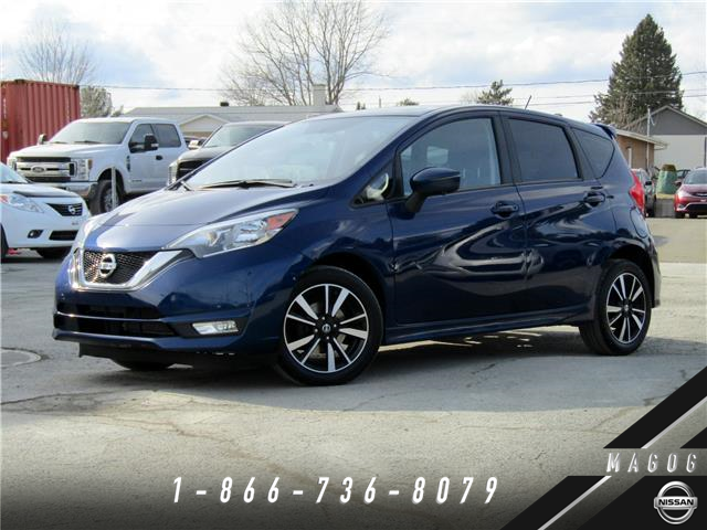 2018 Nissan Versa Note 1.6 SR (Stk: 21043) in Magog - Image 1 of 24